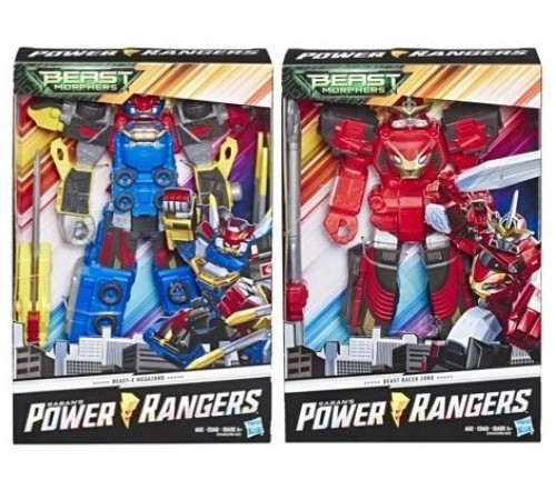 "power rangers e5900 Фигурка робота ""Зорды Рейнджеры"" (25 см.) в асс."