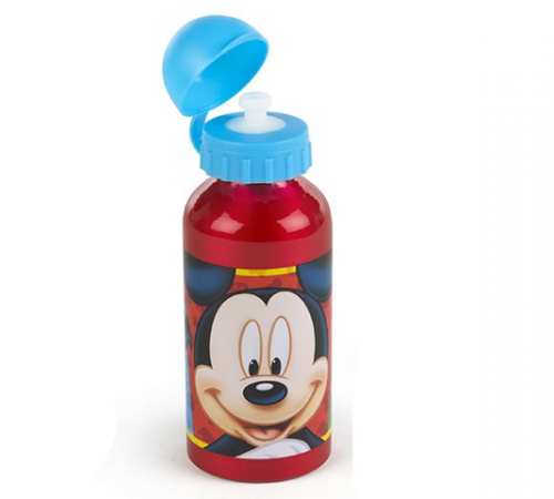 color baby 71473 recipient din aluminiu pentru lichide mickey