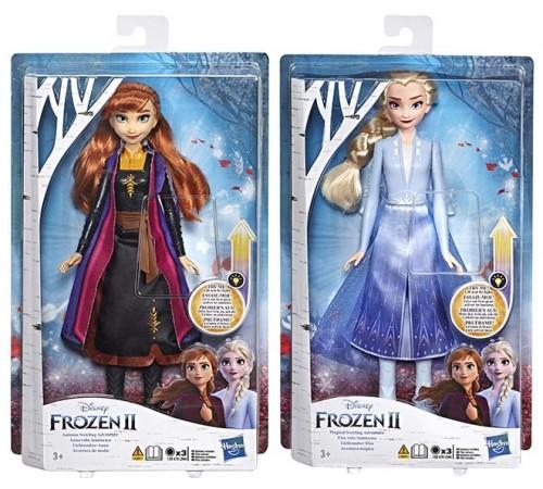 """disney princess e6952 Кукла """"Холодное Сердце 2"""" в сверкающем платье в асс."""