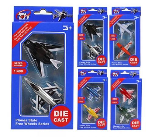 Jucării pentru Copii - Magazin Online de Jucării ieftine in Chisinau Baby-Boom in Moldova op МЕ07.05 model metalic de avion în sort.