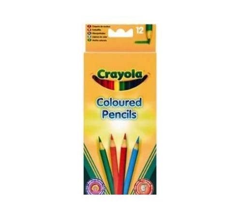 crayola 3612c Карандаши цветные (12 шт.)