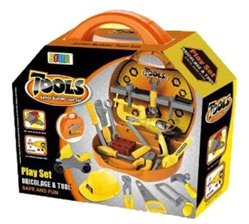 op МЕ11.50 Игровой набор инструментов в чемодане