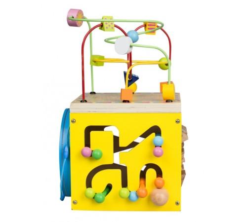 """classic world 3640 Деревянная развивающая игрушка""""Куб"""""""