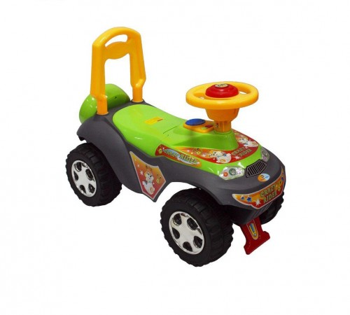 baby mix  ur-7600 green Машина детская зелёная