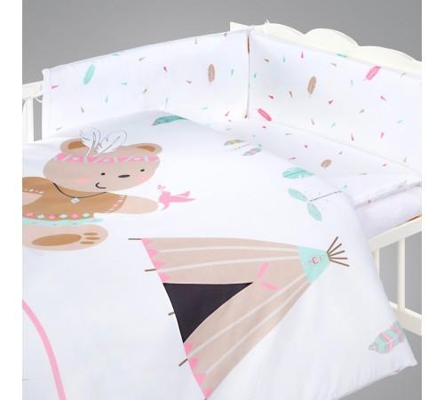 "Mobila pentru camera copiilor de vanzare in Chisinau-Baby-Boom.md  in Moldova klups k072 lenjerie de pat ""indiana"" (5 articole)"