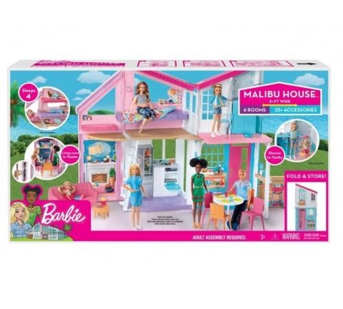 "barbie fxg57 casuta barbie ""malibu"""