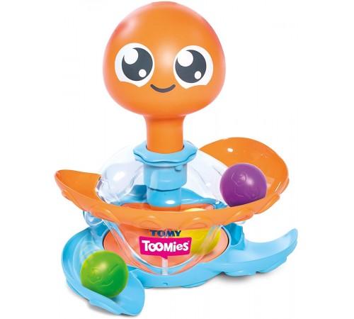 """tomy 27724 Развивающая игрушка """"Осьминог с мячами"""" e72722"""