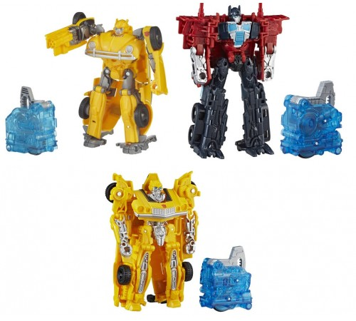 "transformers e2087 robotul ""bumblebee energon igniters power"" (15 cm.) in sort."