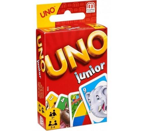 """uno 52456 Настольная игра """"uno junior"""""""