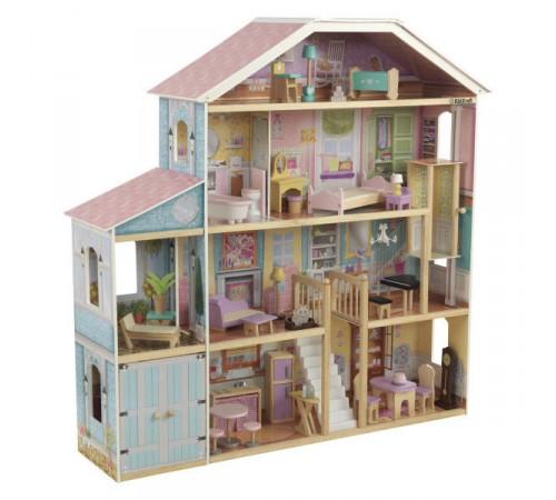 Детскиймагазин в Кишиневе в Молдове kidkraft 65954-msn Домик для кукол grand view dollhouse