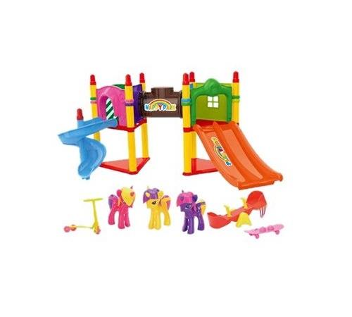 Jucării pentru Copii - Magazin Online de Jucării ieftine in Chisinau Baby-Boom in Moldova op МЕ12.80 castelul pentru ponei