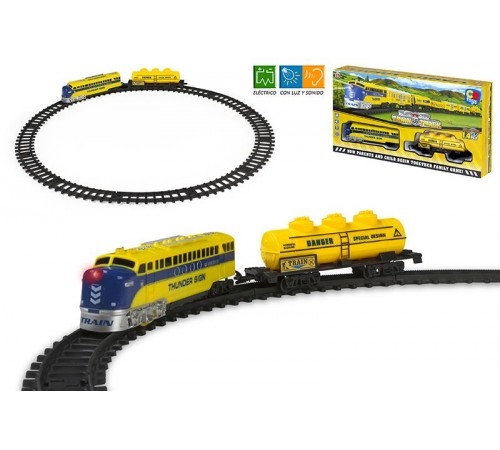 color baby 44443 cale ferată