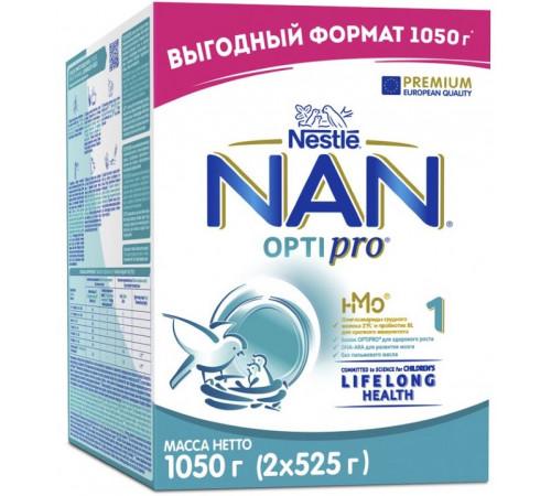nan optipro 1 (0-6 m) 1050 gr.