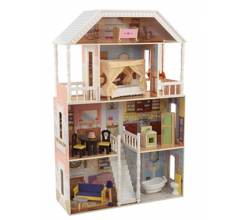 kidkraft 65023 Домик для кукол sweet savannah dollhouse