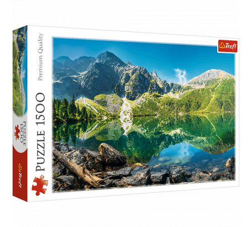 "Jucării pentru Copii - Magazin Online de Jucării ieftine in Chisinau Baby-Boom in Moldova trefl 26167 puzzle ""lacul tatra, polonia"" (1500 el.)"