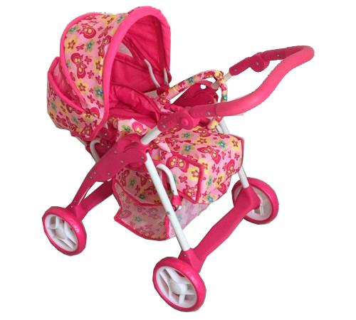 baby mix me-9388s-m1505w Коляска для куклы
