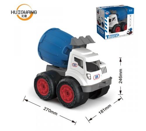 """op МЕ01.234 jucărie inerțială """"betonieră"""""""