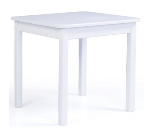 veres 29.2.06 Столик деревянный (белый)
