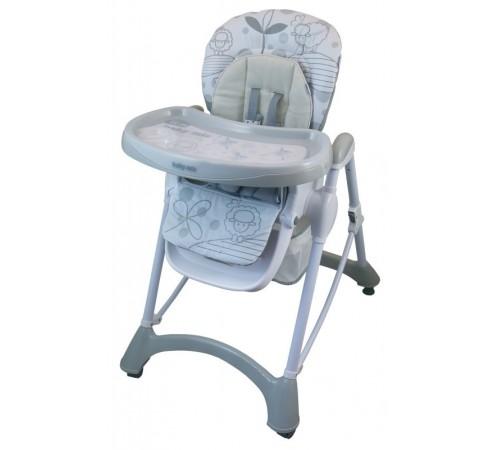 baby mix ur-yq-198-6 Стульчик для кормления серый