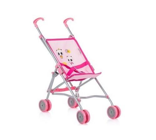 chipolino коляска для куклы sima kzksi0171pa панда