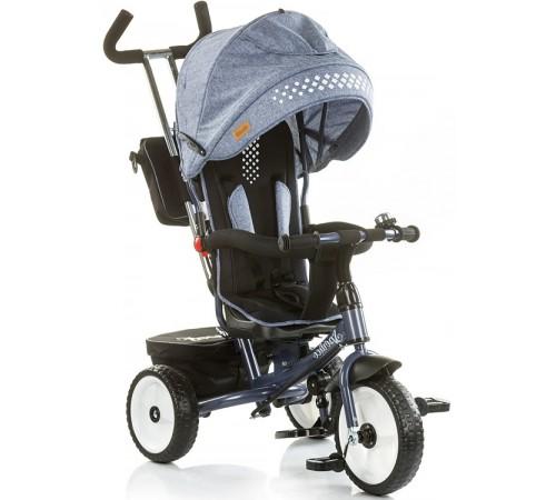 chippolino Трицикл sportico trksr0183bi синий
