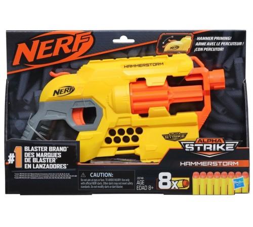 "nerf e6748 Бластер ""alpha strike hammerstorm"""