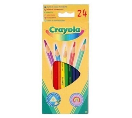 crayola 3624 creioane colorate (24 buc.)