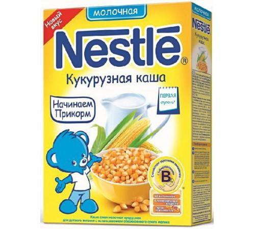Детское питание в Молдове nestle Кукурузная молочная каша (250 гp.) первая ступень