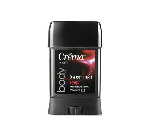 crema-men Дезодорант-гель power 75ml 116704