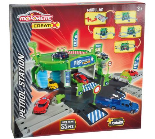 """majorette 2050010 Игровой набор """"Автозаправочная станция"""""""