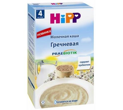 hipp 2917 Молочная каша гречневая с пребиотиками (4m+) 250 гр.