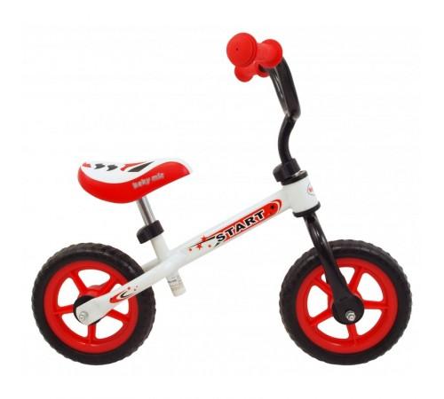 baby mix sw-wb-001s run bike rosu