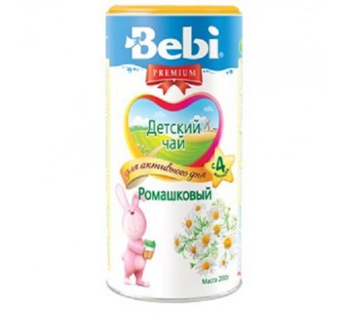 Детское питание в Молдове bebi Ромашковый детский чай (4m+) 200 гр.