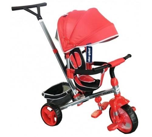 baby mix ur-xg-8341 red Трицикл красный