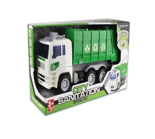 """op МЕ01.148 mașină inerțială """"camion de gunoi"""""""