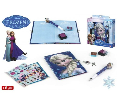 color baby 42768 Набор дневник frozen
