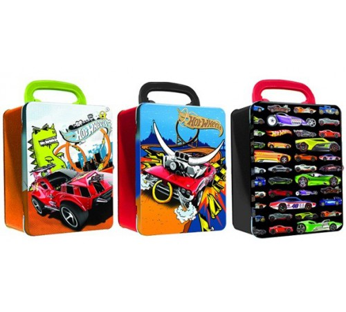 hot wheels hwcc2 Контейнер для 18 машинок в асс.(3)