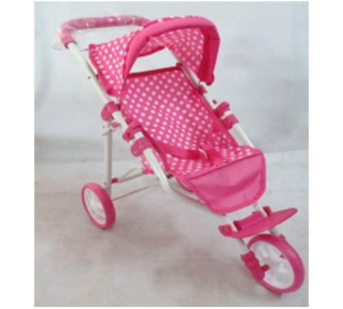 baby mix me-9326c-m1422w cărucior cu trei roți pentru păpuși