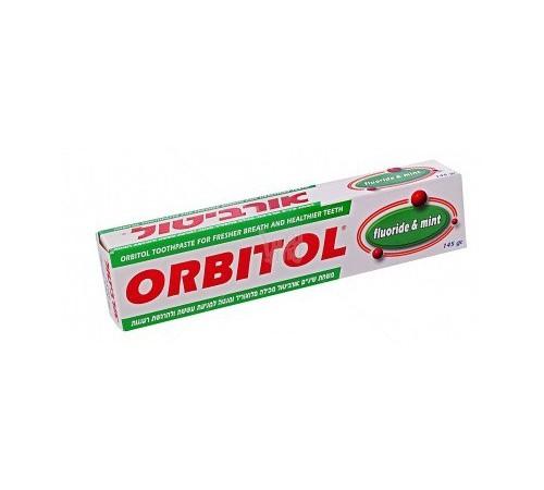 orbitol Зубная паста ментол (145 г)  286457