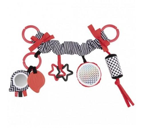 """canpol 68/071 Плюшевая игрушка для коляски """"sensory toys"""""""
