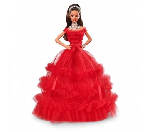 """Детскиймагазин в Кишиневе в Молдове barbie frn71 Кукла Барби коллекционная """"Праздничная 2018"""" (брюнетка)"""