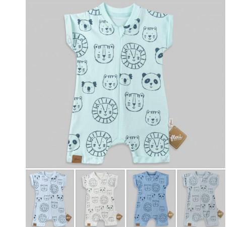 Одежда для малышей в Молдове flexi 236279 Песочник (9-12-18-24 мес.) в асс.