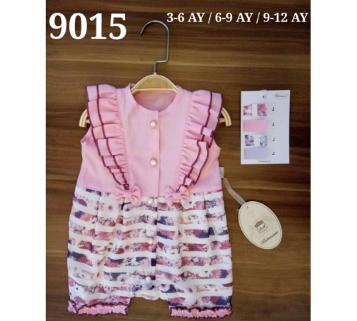 Одежда для малышей в Молдове bebemania 9015 Песочник для девочки