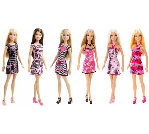 """barbie Т7439 """"Барби Супер стиль"""" (3 модели)"""