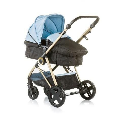 Детские коляски в Молдове chippolino Коляска sensi kkse11802bm голубой