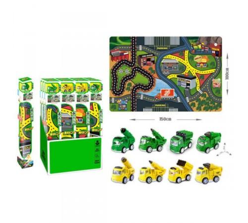 Jucării pentru Copii - Magazin Online de Jucării ieftine in Chisinau Baby-Boom in Moldova op МЛЕ1.129 covoras de joc cu masini