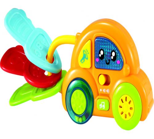 """Детскиймагазин в Кишиневе в Молдове baby mix di-wd 3732 Музыкальная игрушка """"Ключики"""""""