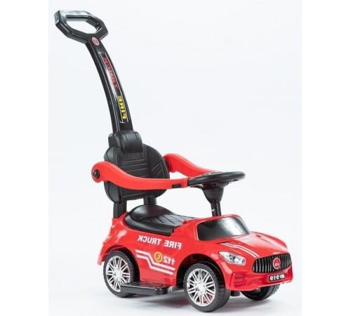 """baby mix ur-bej919 mașină cu mâner """"pompieri"""""""