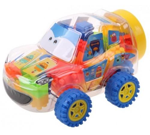 Jucării pentru Copii - Magazin Online de Jucării ieftine in Chisinau Baby-Boom in Moldova op РЕ02.226 constructor în mașină