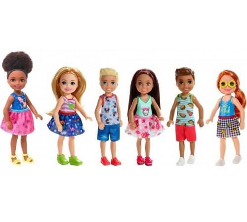 Детскиймагазин в Кишиневе в Молдове barbie dwj33 Кукла Челси и друзья в асс.